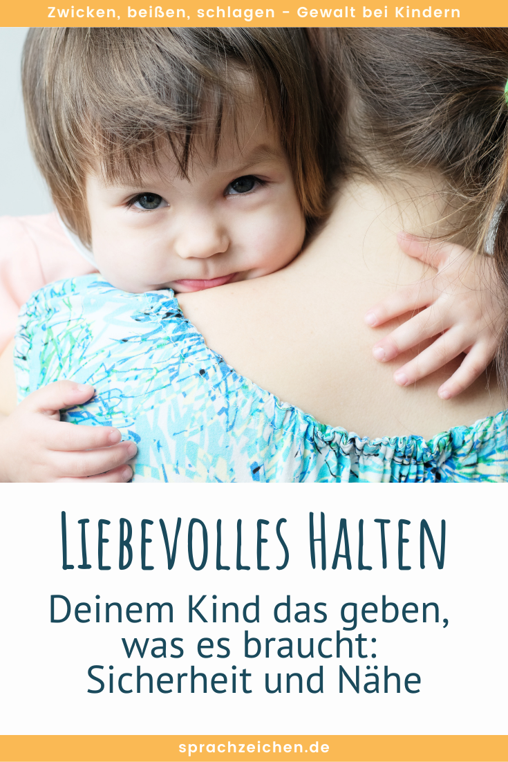 Liebevolles Halten_Deinem Kind das geben was es braucht